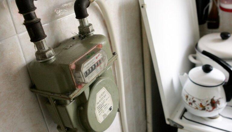 SPRK: dabasgāzes tirgotāju līdz šim mainījušas vien apmēram 20 mājsaimniecības