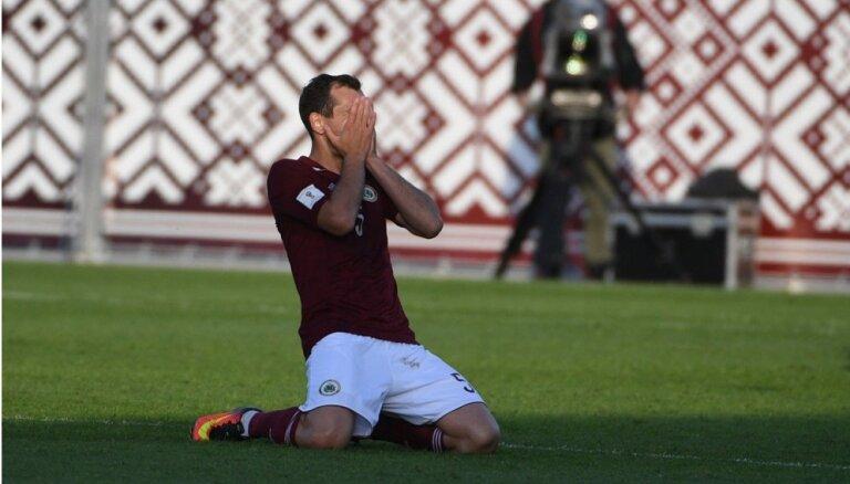 'Riga' futbolisti pārbaudes mačā uzvara Krievijas otrās līgas klubu