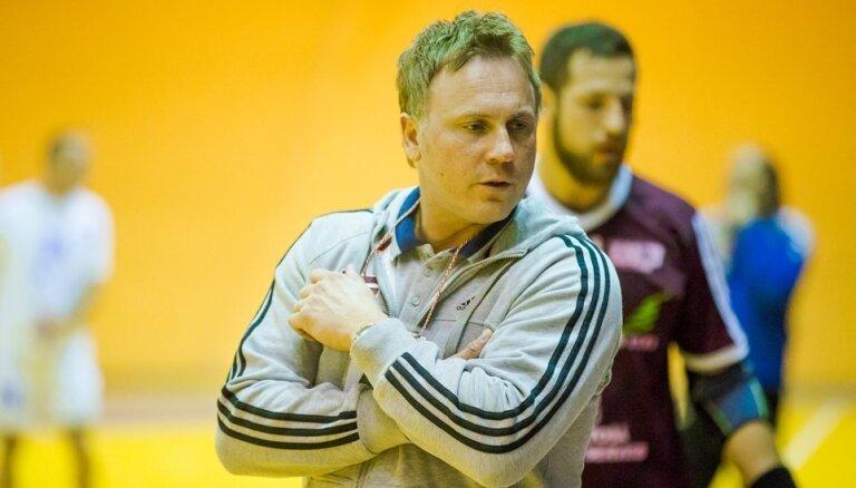 LHF pārtrauc sadarbību ar izlases galveno treneri Vikštremu