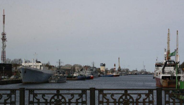 Sabiedroto karakuģus varētu uzņemt Liepājas osta