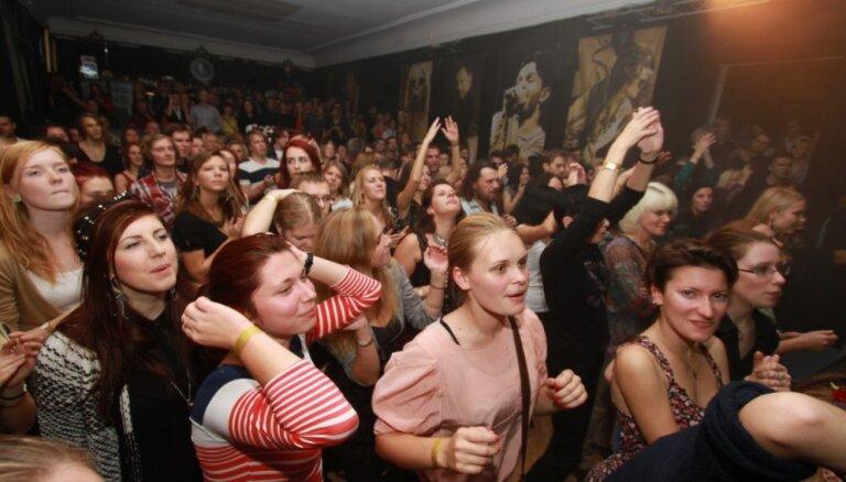 Latvijas 1. rokkafejnīca Rīgā svin četru gadu jubileju