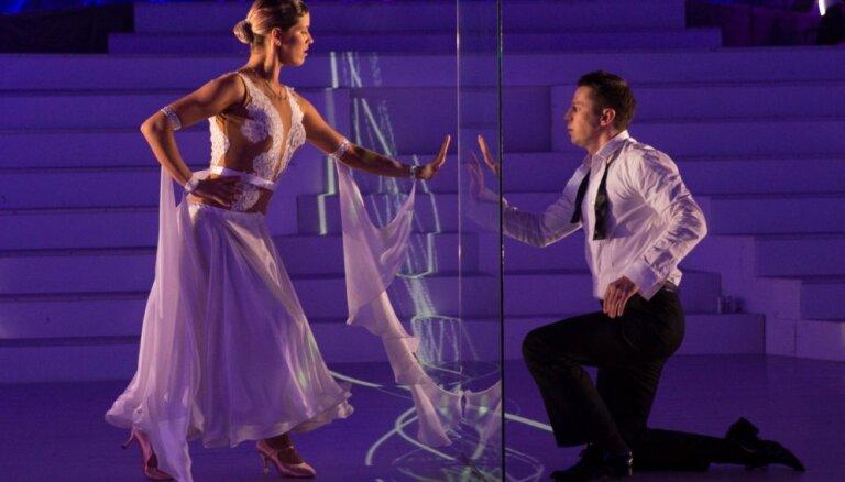 Aleksandrs Sokolovs tiek izslēgts no deju šova