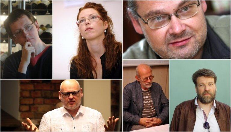 Latvijas konference*. Žurnāla 'Domuzīme' diskusija par vārda brīvību