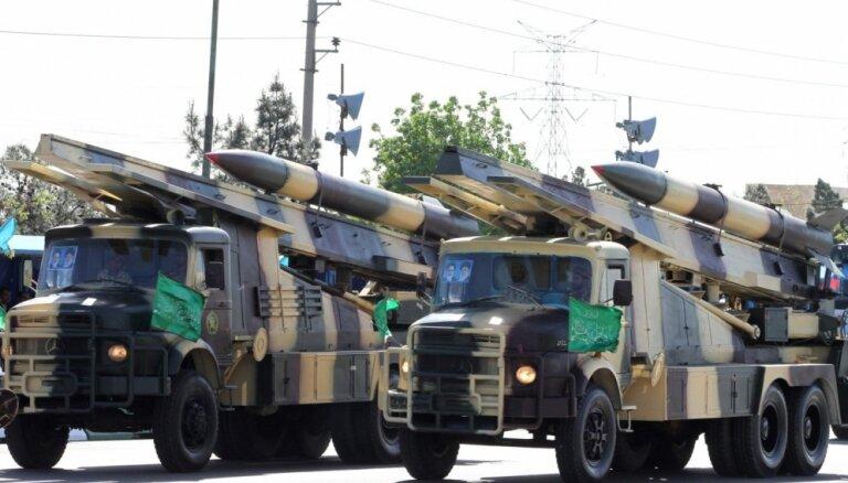Jebkāda agresija ietekmēs ASV intereses reģionā, brīdina Irāna