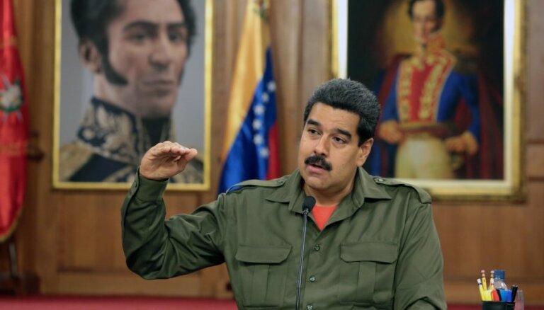 Maduro nosoda Eiropas valstis par Gvaido atzīšanu