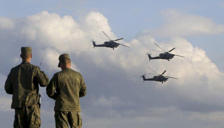 Krievija ir starp galvenajiem draudiem ASV drošībai, paziņo Kārters