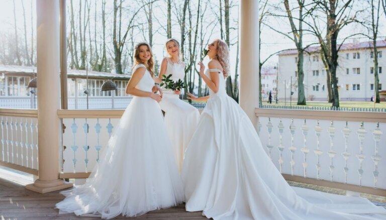 """ФОТО. Латвийский бренд """"Ingrida Bridal"""" представил свою коллекцию свадебных платьев"""