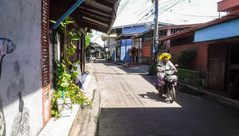 Austeres, dārgumi un pelde ar zivju pulku: Taizemes ainiņas latvietes acīm