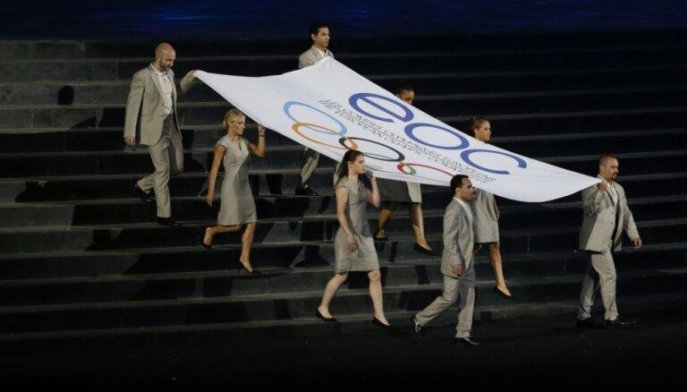 EOK inspektors: Minskā viss jau ir gatavs 2019. gada Eiropas spēlēm