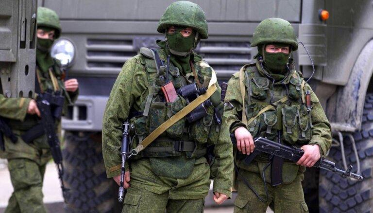 Krievija veic kratīšanu Krimas tatāru mājās, aiztur 20 cilvēkus