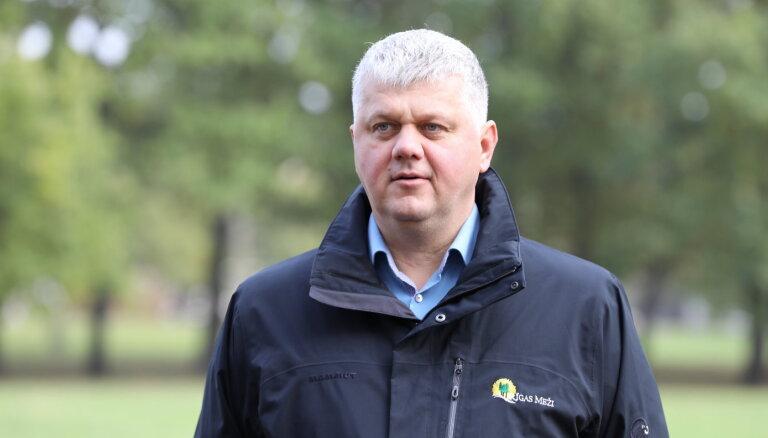 Saistībā ar nelikumīgu iepirkumu no darba atbrīvo 'Rīgas mežu' valdes locekli Uldi Zommeru