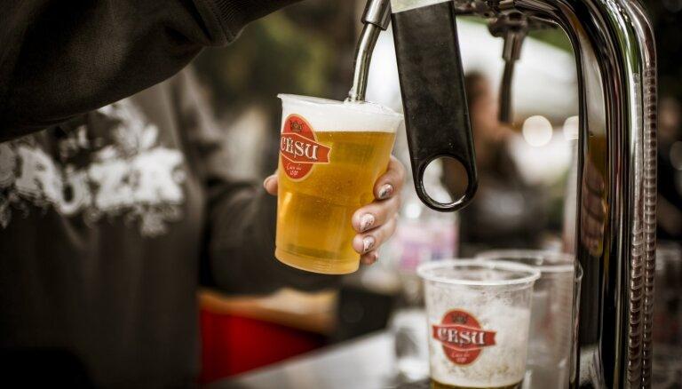 Контролируемая финнами Cēsu alus покупает производителя пива Piebalgas alus