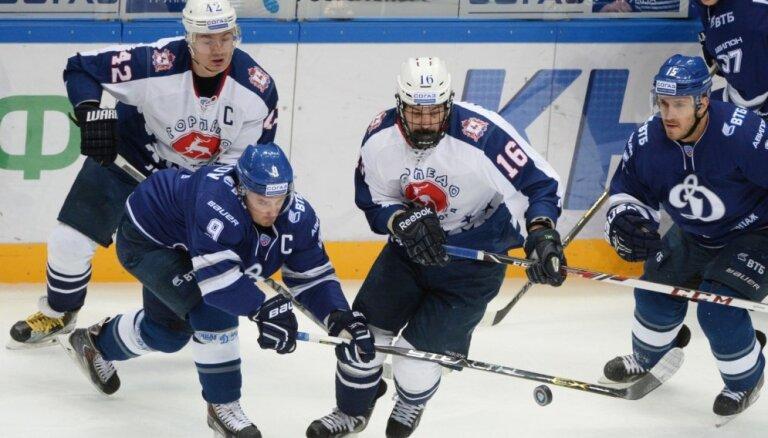 Daugaviņš gūst vārtus un sarūgtina savu bijušo komandu Maskavas 'Dinamo'