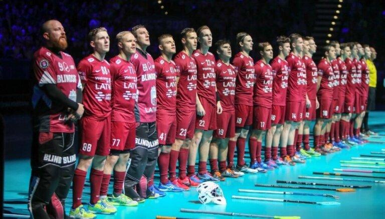 Latvijas florbola izlasi turpinās vadīt soms Rīhimeki