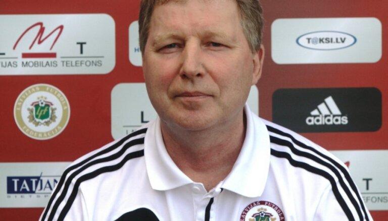 Starkovs: spēle pret Japānas izlasi būs mūsu futbolistu meistarības un gara pārbaude