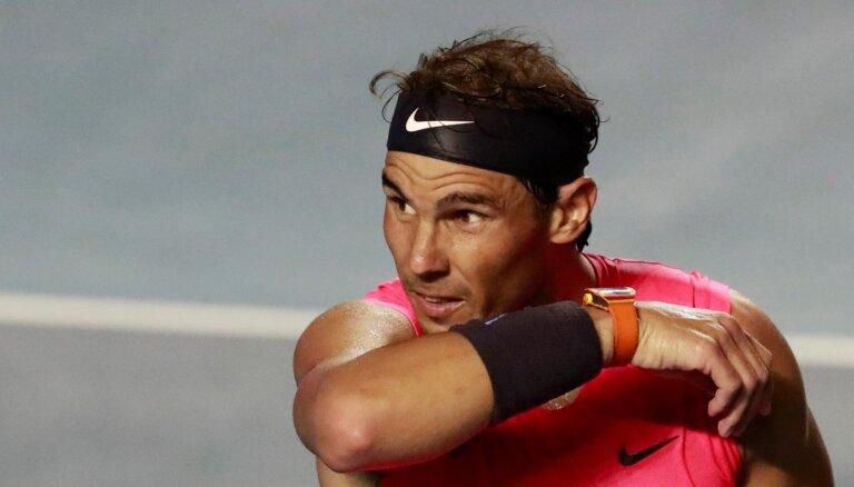 Nadals, visticamāk, necentīsies aizstāvēt savu 'US Open' titulu