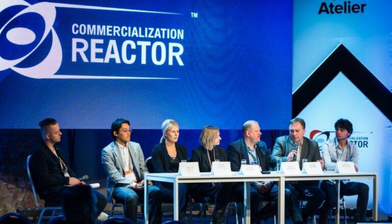 Astoņas komandas attīstīs zinātnē bāzētus enerģētikas, optikas un medicīnas nozares uzņēmumus