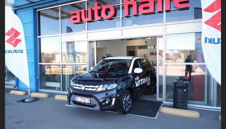 'Autobrava' kļūs par 'Hyundai', 'Suzuki', 'Isuzu' un 'SsangYong' oficiālo pārstāvi Latvijā