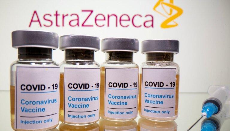 'AstraZeneca' Covid-19 vakcīnas izmantošanu aptur Vācija, Francija, Itālija, Spānija, Slovēnija un Portugāle (plkst. 23:50)