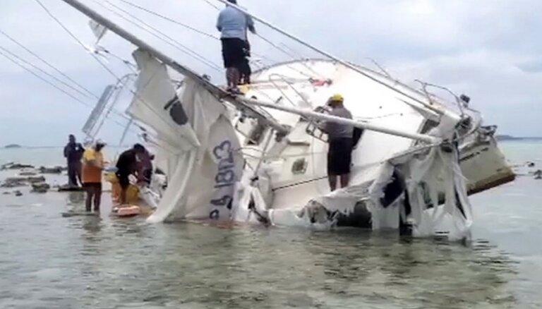 Jānis Lucaus: Cietušie par zaudējumiem nelaimes gadījumos uz ūdens nesaņem nekādu kompensāciju