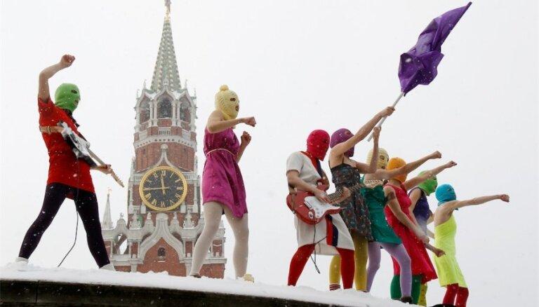 ЕСПЧ отказал властям России в пересмотре дела Pussy Riot