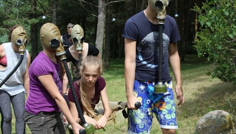 Lepnais tētis Rihards Antonovs: Visa patiesība par bērnu vasaras nometnēm