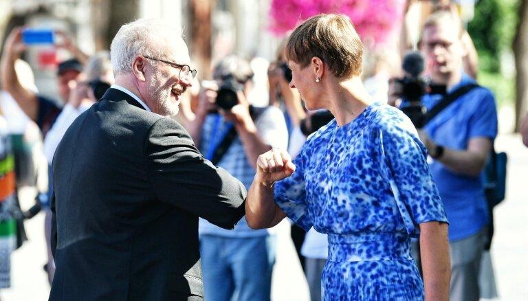 Ciešā sadarbība Covid-19 laikā ir Baltijas valstu veiksmes stāsts, pauž Kaljulaida