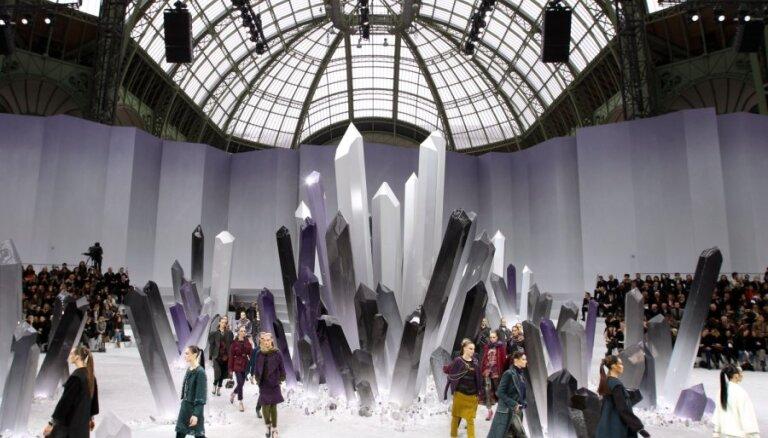 В Париже показали коллекцию Chanel: осень-зима 2013