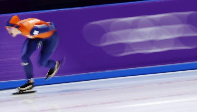 XXIII Ziemas olimpisko spēļu rezultāti ātrslidošanā sievietēm 1500 metru distancē (12.02.2018.)