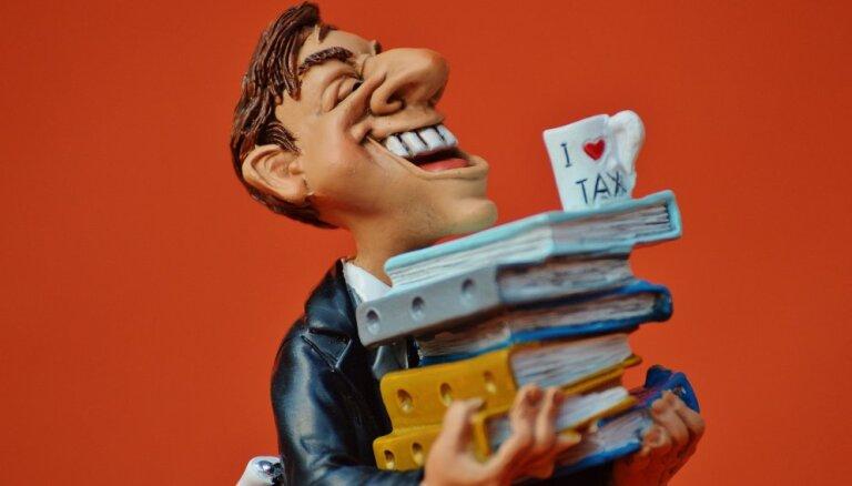 Эксперт: налоговыми должниками стали латвийцы, у которых банк забрал недвижимость за долги