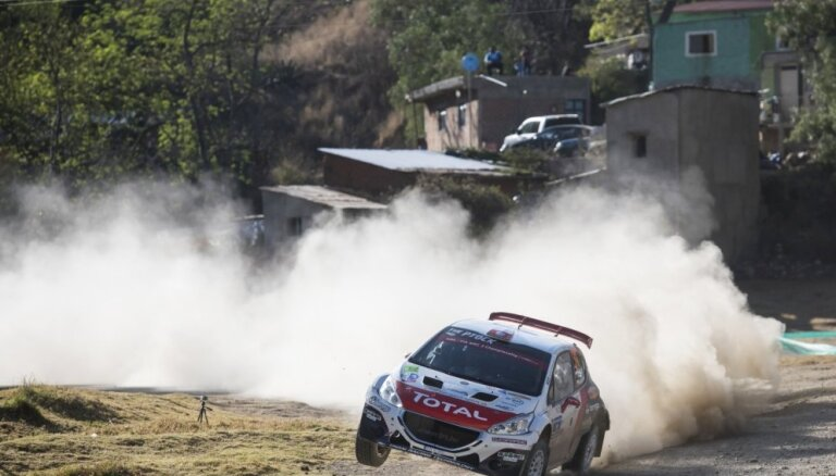 WRC posmu tiešraides un apskatus translēs bezmaksas TV internetā