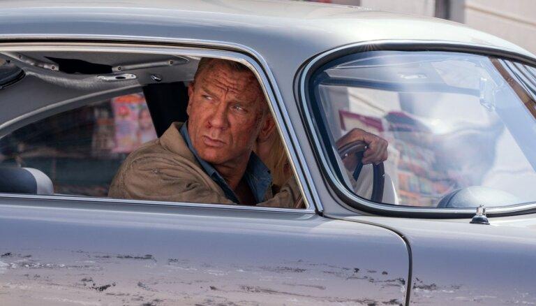 Jaunās Džeimsa Bonda filmas pirmizrāde atkal atlikta
