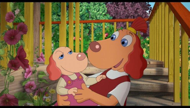 Noklausies! Dziesmiņa no jaunās animācijas filmas 'Lote un pazudušie pūķi'