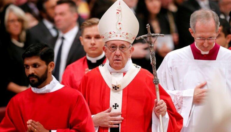 Папа Франциск назвал священников-педофилов в США хищниками