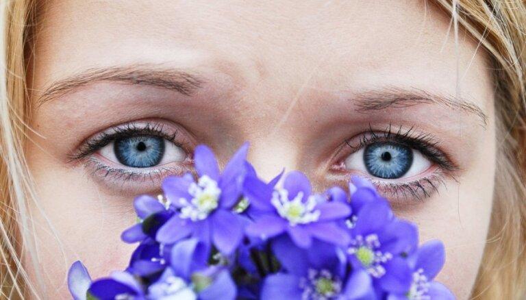 Vai bērnam acu krāsa var mainīties