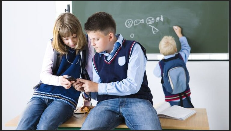 Осмысленное использование технологий в школе способствует желанию учиться