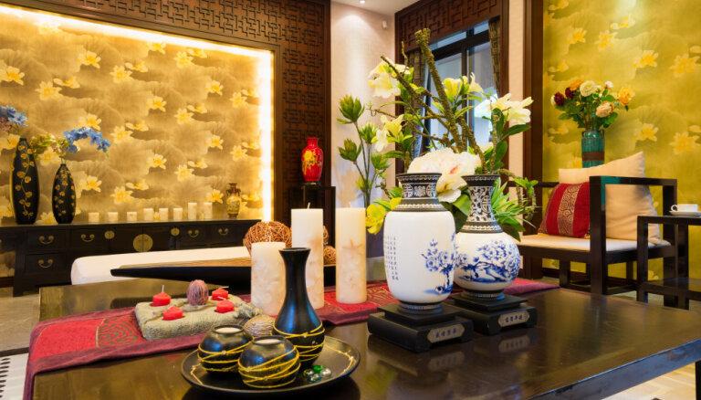 Fen šui: Kā iekārtot mājvietu saskaņā ar senajiem krāsu likumiem?