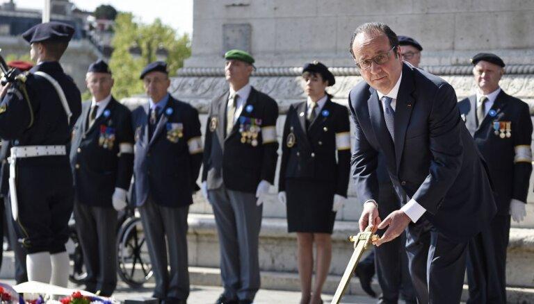 Франция признала вину за интернирование цыган во время Второй мировой войны