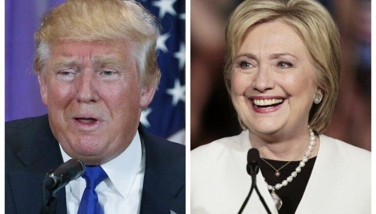 Клинтон призывает Сандерса объединиться против Трампа
