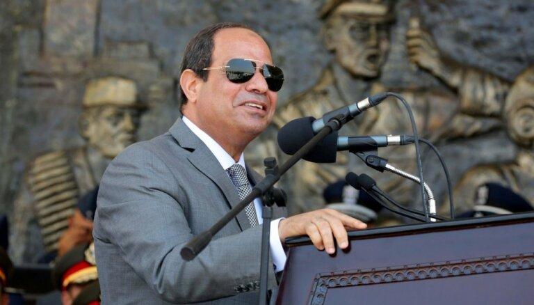 Sisi Ēģiptei sola smagas ekonomiskās reformas