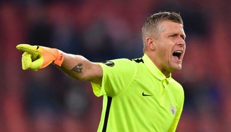 Андрис Ванин — лучший футболист Латвии в 2017 году