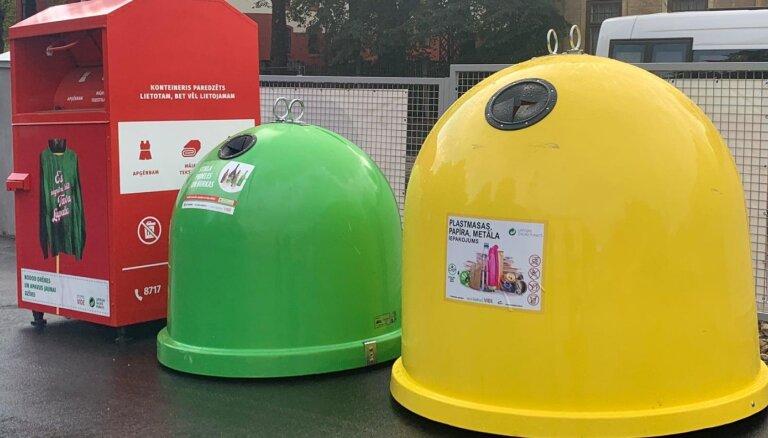 Bauskā ļauj izvietot dalīti savākto atkritumu šķirošanas staciju