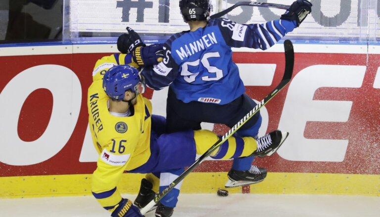 Pasaules hokeja čempionāts: ceturtdaļfināla spēļu apskats