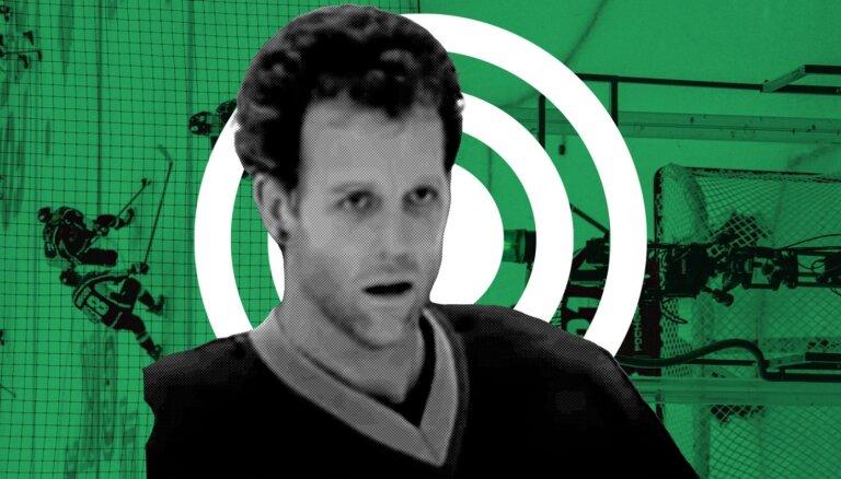 Iznāca no cietuma un izcīnīja Stenlija kausu. Pēdējais NHL spēlētājs bez ķiveres