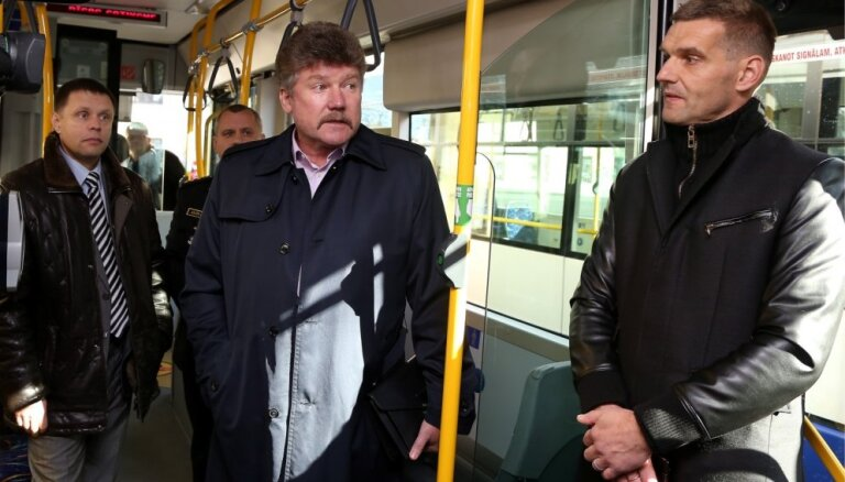 БПБК задержало также теперь уже бывшего руководителя Rīgas satiksme Леона Бемхенса
