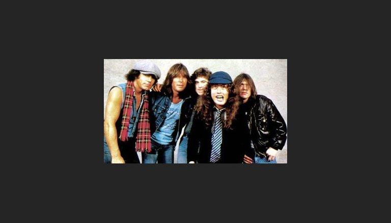 Ielu Melburnā nosauks rokgrupas AC/DC vārdā