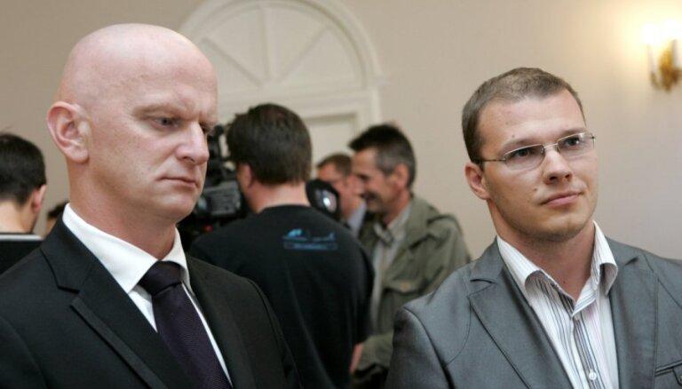 ВЛ-ТБ/ДННЛ потребует объяснений Козловскиса о задержании протестующего в парке Победы
