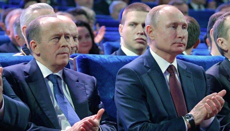 Navaļnija saindēšana: ES vērš sankcijas pret FDD direktoru un Putina administrācijas ierēdni