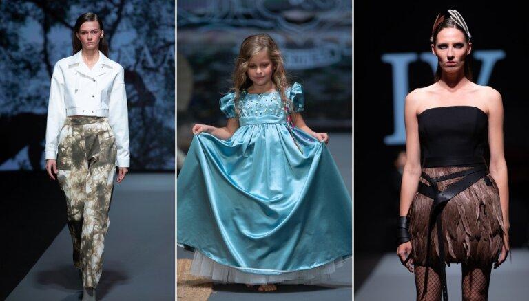 RFW trešā diena: no bērnu modes līdz dāmu elegancei