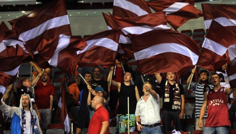 63% жителей Латвии следили за выступлениями латвийских спортсменов на Олимпиаде
